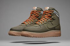 best service 9dc04 03512 Nike Air Force 1 Duckboot Fall 2013