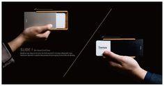 TreAsia|SLIDE-Bamboo Card Case