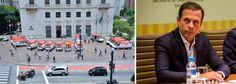 Além de fechar farmácias do SUS, Doria quer privatizar o Samu  Trabalhadores do Serviço de Atendimento Móvel de Urgência (Samu) denunciaram, em reunião da Comissão de Saúde da Câmara Municipal de São Paulo, que o prefeito João Doria (PSDB) pretende transferir o atendimento para gestão de Organizações Sociais (OS) privadas; as bases espalhadas pela cidade deverão ser desativadas e o pessoal passará a ficar à disposição da gestão em Unidades Básicas de Saúde (UBS) e Unidades de Pronto…