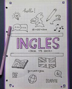Bullet Journal Banner, Bullet Journal Notes, Bullet Journal Writing, Bullet Journal School, Bullet Journal Ideas Pages, Bullet Journal Inspiration, Book Journal, Lettering Tutorial, Hand Lettering