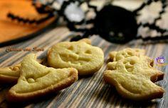 Ricetta biscotti di frolla per halloween