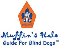 Muffin's Halo | Blind Dogs | Guide for Blind Dogs | Help for Blind Dogs | Aid for Blind Dogs