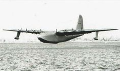 "Howard Hushes   Hercules ""Spruce Goose"""
