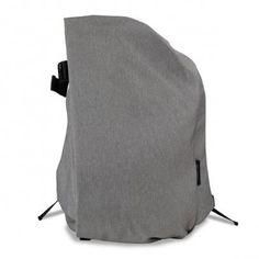"""backpack 15"""" (grey melange)"""