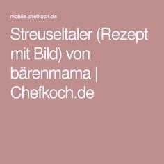 Streuseltaler (Rezept mit Bild) von bärenmama | Chefkoch.de