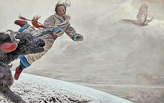 He is a younger brother of another notable painter, Wang Yidong (王沂东; Modern Artists, Contemporary Artists, Chinese Painting, Chinese Art, Beijing, Bev Doolittle, Born In China, Wild Nature, Figurative Art