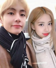 Taehyung & Rose Sorry for typo 🙏 selamat membaca 😊 Yg Entertaiment, Complicated Love, Kpop Couples, Blackpink And Bts, Ulzzang Girl, Girl Crushes, Taehyung, Photo Editing, Idol