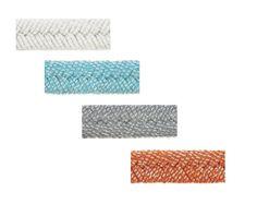 De nouveaux lacets sont arrivés chez Perles & Co ! De jolis lacets tressé épis en lurex pour ajouter une touche d'originalité à vos créations ou customisations. A partir de 2.10€ >>> https://www.perlesandco.com/Rubans_Galons_Rubans_fils_metallises-c-139_1700_1706.html