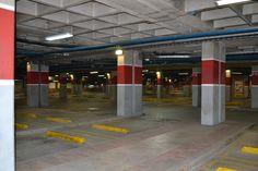 Día sin carro en Medellín. Lugar: Parqueadero Centro Comercial Unicentro. Fecha: 23 de abril de 2012 - 5:13pm