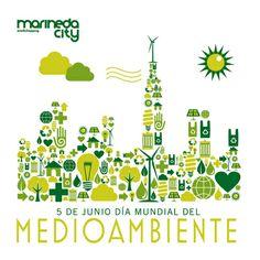 ¿Sabías que Marineda City cuenta con una plataforma de energía solar con más de 2.000 módulos de paneles fotovoltaicos? ¿Y que en la mayor parte de nuestras instalaciones utilizamos métodos de iluminación de bajo consumo? ¡Cuídalo, cuídate! #DiaMundialdelMedioAmbiente