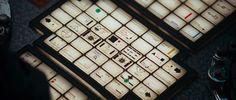 Shot from Alien self-destruct computer keyboard - look closely at the keys via. http://typesetinthefuture.com/alien/