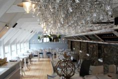 The Loft Restaurant and Terrace, St Ives, Cornwall : PhotoGallery