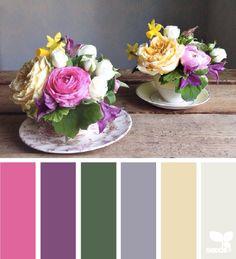 Spring Hues - http://design-seeds.com/home/entry/spring-hues3