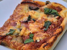 Americká hrnková pizza