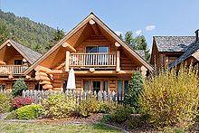 Chalet al Campeggio Residence Chalet CORONES - Alto Adige - Rasun - Anterselva - Dolomiti
