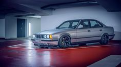 BMW E34 535i M Technik