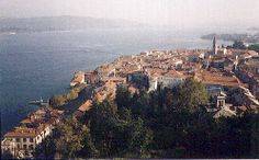 Arona, Italy - The home of my Italian side...Next Stop