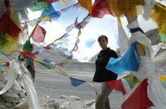 CliC en el Campo Base del Himalaya, Tibet