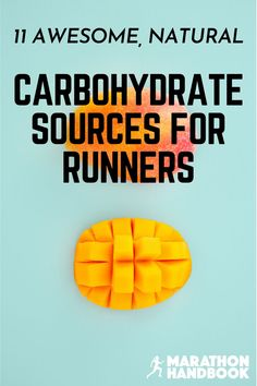 The best carbohydrate sources for runners include a healthy mixture of grains, vegetables, and fruits. I'll outline the best ones. This comprehensive list will show you exactly how to fuel your running and run training naturally! Best Food For Runners, Runners Food, Nutrition For Runners, Nutrition Plans, Nutrition Information, Nutrition Tips, Healthy Nutrition, Healthy Snacks, Marathon Training For Beginners