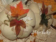 My pumpkins.