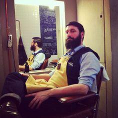 Martijn @ barber