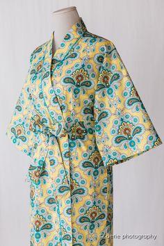 3fc437f373 Kimono Robe Plus sizes Bath Robe Long Womens robe Getting ready Maternity  robes Dressing gown BF