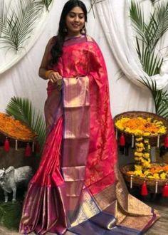 Sarees Online | Buy Sarees Online |@ ibuyfromindia.com Latest Silk Sarees, Art Silk Sarees, Traditional Sarees, Traditional Design, Silk Sarees With Price, Banarsi Saree, Saree Dress, Saree Blouse, Silk Sarees Online