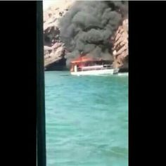 #LaRealnoticia Video: Rescatan a 20 Personas de Barco en llamas en Mazatlán http://ht.ly/YC1nj