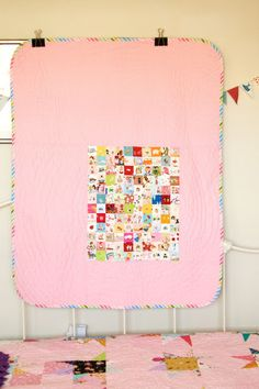 storytime baby quilt
