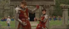The Chronicles of Narnia: Prince Caspian bloopers