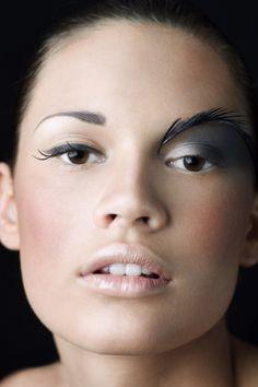 BEAUTY Photo: Joanna Czaczkowska, Model : Magda Make up & Hair: Beata Augustyniak BAstudio