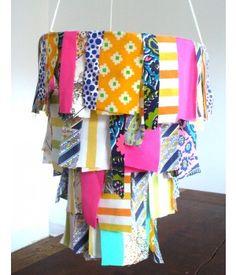 DIY Fabric Mobile