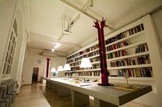 Design Library  Mostra personale  Anno: 2011  Esposizone di alcuni progetti di Soup Studio presso la Design Library di via Savona a Milano.