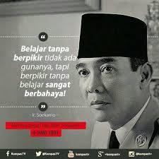 Hasil gambar untuk slogan ir Soekarno