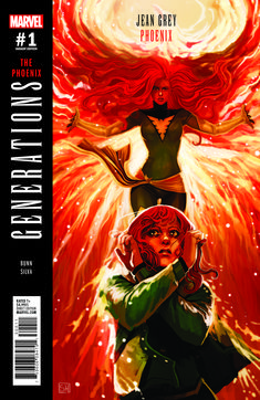 Marvel Generations - Phoenix - W.B.