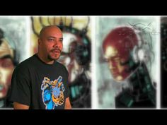 Artist and Educator John Jennings describes why Black Sci-Fi is so important.