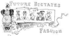 1893's imagined future fashions