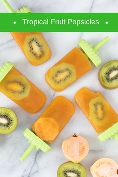 Freeze Rhodes Quality Fruit Juice in popsicle moulds for a refreshing treat that kids will love.