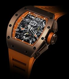 RM011 Ti Brown 30 LE, Richard Mille #watch.
