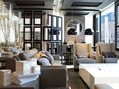 Kelly Hoppen's guide to living room design - Annie Deakin ...