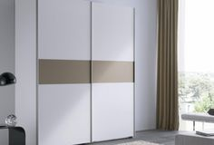 : armario moderno de Muebles Antoñán