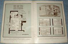 1929's Kitchen plan book