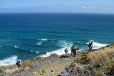 Trek Santo Antao - La Balaguère #CapVert Cap Vert, Cabo, Trek, Beautiful Places, Mountains, Water, Outdoor, Saints, Landscape