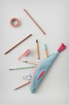 a pencilcase from Don Fisher