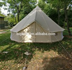 5m *5m hight quality Bell Tent/ Quick Hotel Tent