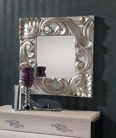 Miroirs classiques modèle OTAWA. Décoration Beltran, votre magasin de miroirs dessin classique online.