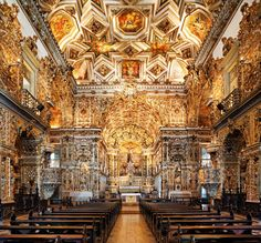 Igreja de São Francisco Salvador, BA