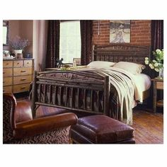 View image galleries of the Old Hickory bedroom furniture collection available exclusively from Tahoe Furniture Company. Elegant furniture for your Tahoe home Old Hickory Furniture, Log Cabin Furniture, Rustic Bedroom Furniture, Rustic Bedding, Hickory Wood, Furniture Catalog, Furniture Companies, Lodge Bedroom, Bedroom Sets