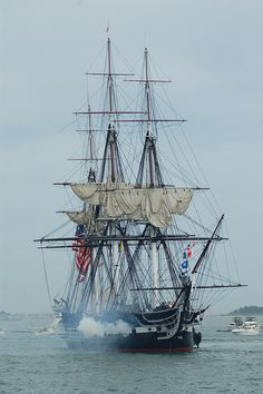 USS Constitution War of 1812 200th Anniversary, Aug 2012