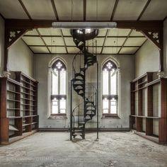 stairway to Hogwarts by LichtGespiele #fadighanemmd